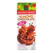 BEBIDA ALMENDRA - CHOCOLATE 200 ML marca Nature's Heart