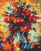 Arreglo Floral Rojo