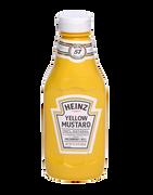 MOSTAZA BOTELLA SQUEEZE 361(g) marca Heinz