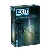 Exit la cabaña abandonada