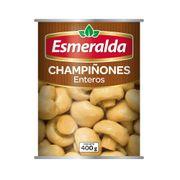 CHAMPIÑON ENTERO (400g) Marca Esmeralda