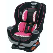 Graco® Extend2Fit® Car Seat convertible. 0 a 9 años. Pink