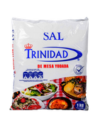 SAL DE MESA (1kg) marca Trinidad