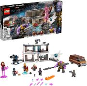 LEGO™ Marvel Avengers: Endgame Final Battle 76192 Kit; The Avengers' Campo de batalla; New 2021 (527 Pieces)