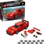 LEGO™ Speed Champions Ferrari F40 Competizione 75890 - Kit de construcción (198 piezas)
