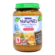 PICADO CARNE, FIDEOS Y VERDURAS (215G) marca Nestlé