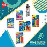 Mega Kit Manualidades Tris