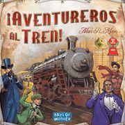 ¡Aventureros al Tren! America