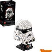Star Wars Stormtrooper Casco Lego™ Kit de construcción, colección Cool Star Wars para adultos (647 piezas)