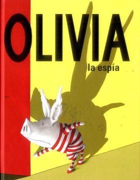 portada Olivia la Espía