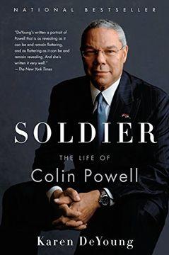 portada Soldier: The Life of Colin Powell (libro en Inglés)