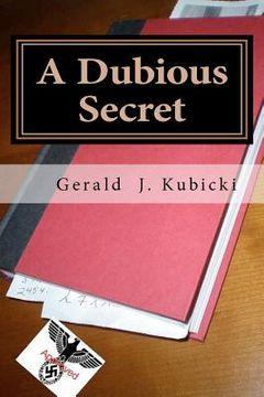 portada a dubious secret