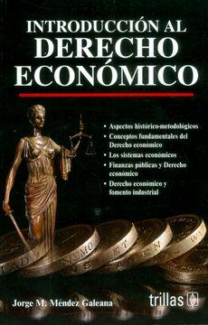 portada Introducción al Derecho Económico