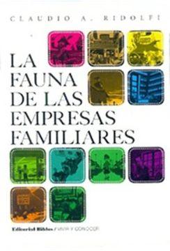 portada La Fauna De Las Empresas Familiares