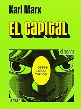portada El Capital: El Manga