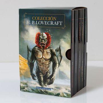 portada Colección Lovecraft