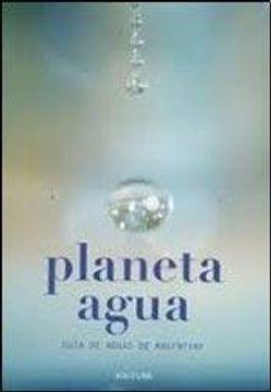 portada Correa: Planeta Agua