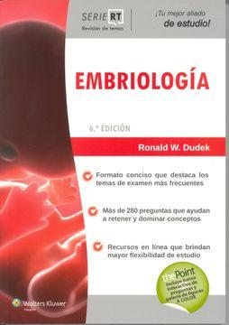 portada Revisión de Temas. Embriología (Board Review Series)
