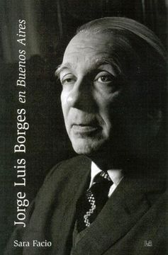 portada Jorge Luis Borges en Buenos Aires