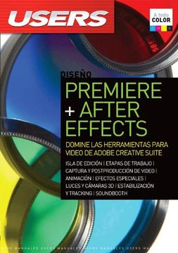 portada Premier + After Effects Domine las Herramientas Para Video de Adobe Creative Suite