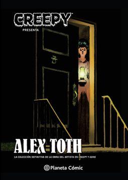 portada Creepy Presenta Alex Toth