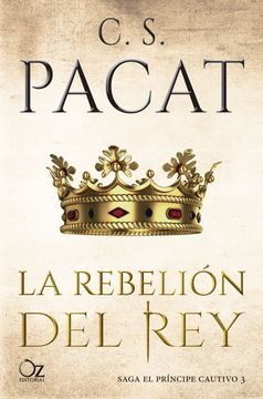 portada La Rebelión del rey