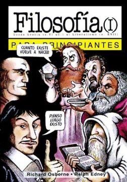 portada Filosofia I (para principantes): desde Grecia (s. VI A.C) al liberalismo (s.XVII)