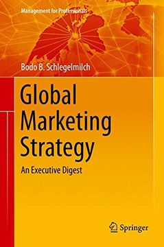 portada Global Marketing Strategy: An Executive Digest (Management for Professionals)
