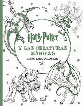 portada Harry Potter y las Criaturas Magicas