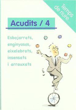 portada ACUDITS / 4