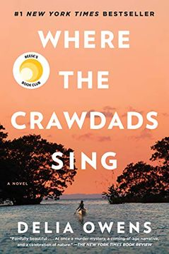 portada Where the Crawdads Sing (libro en Inglés)