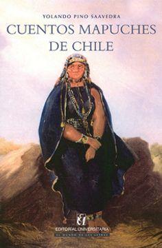 portada Cuentos Mapuches de Chile