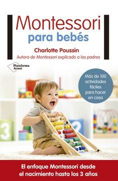 portada Montessori Para Bebés