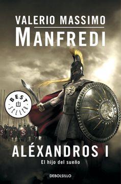 portada Alexandros i: El Hijo del Sueño