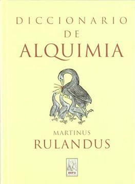 portada Diccionario de Alquimia