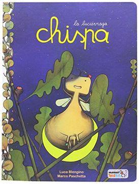 portada Chispa, La Luciérnaga