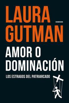 portada Amor o Dominacion los Estragos del Patriarcado