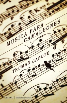 portada Musica Para Camaleones