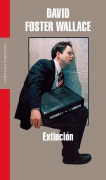 portada Extinción (Literatura Random House)