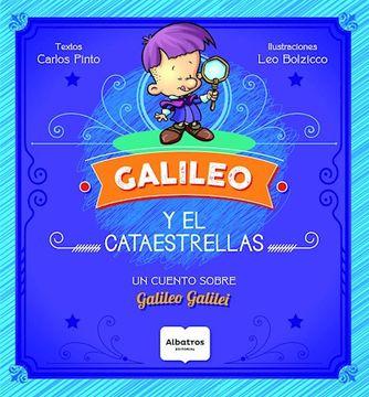 portada Galileo y el Cataestrellas