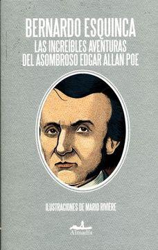 portada Las Increibles Aventuras de Edgar Allan poe