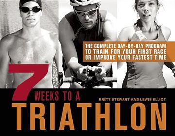 portada 7 weeks to a triathalon