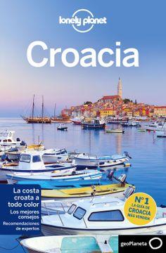 portada Croacia 6 (Guías de País Lonely Planet)