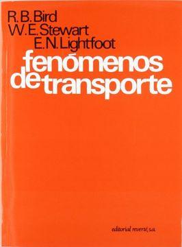 portada Fenómenos de Transporte