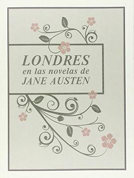 portada Londres en las novelas de Jane Austen