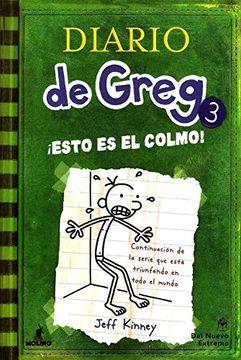 portada Diario de Greg 3.  Esto es el Colmo!