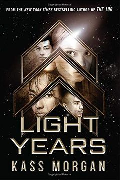 portada Light Years (libro en Inglés)