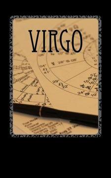 portada Virgo (journal, diary, notebook)