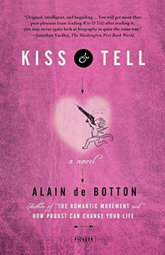 portada Kiss & Tell (libro en Inglés)