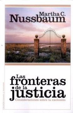 portada Las Fronteras de la Justicia